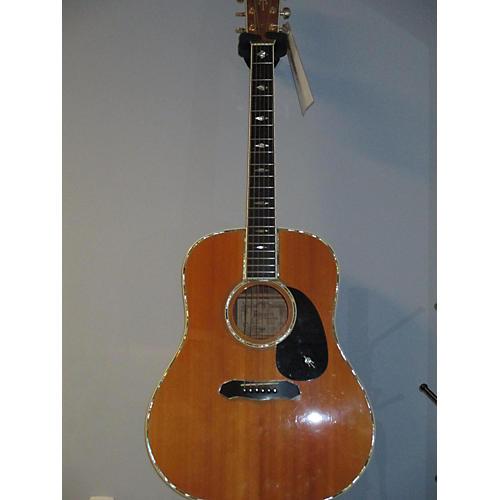Alvarez DY91 Acoustic Guitar-thumbnail