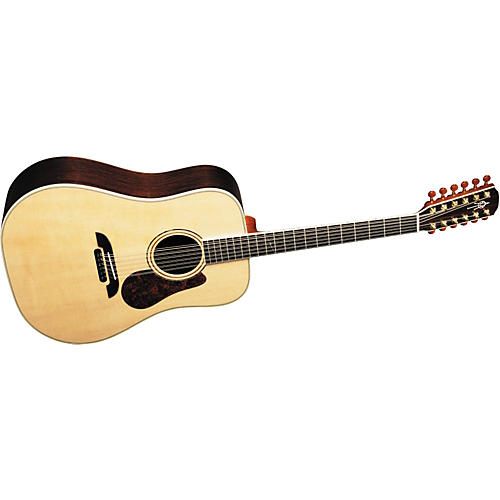 Alvarez DYM9512 Yairi Masterworks Dreadnought 12-String Acoustic Guitar-thumbnail