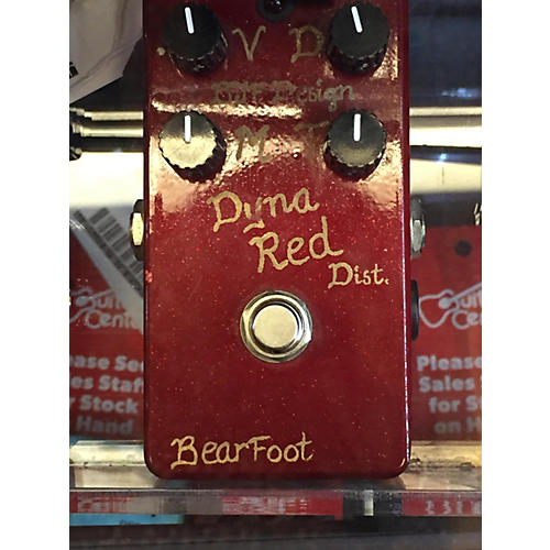 In Store Used DYNA RED Effect Pedal