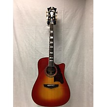 D'Angelico Daasd500 Acoustic Electric Guitar