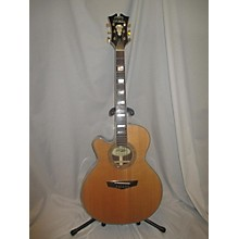 D'Angelico Daasg200l Acoustic Electric Guitar