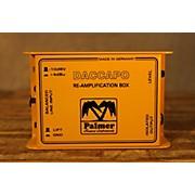 Palmer Daccapo Reamp Direct Box