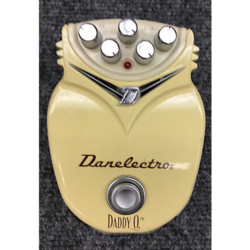 Danelectro Daddy O. Overdrive Effect Pedal-thumbnail
