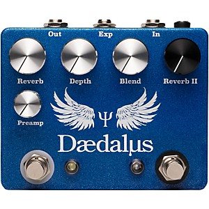 CopperSound Pedals Daedalus Reverb Effects Pedal by CopperSound Pedals