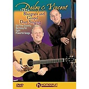 Homespun Dailey & Vincent Teach Bluegrass and Gospel Duet Singing (DVD)
