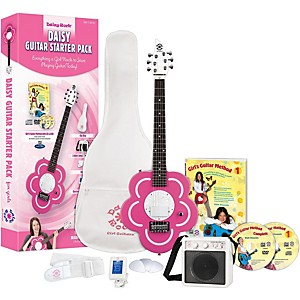 Daisy Rock Daisy Electric Short-Scale Electric Guitar Starter Pack by Daisy Rock