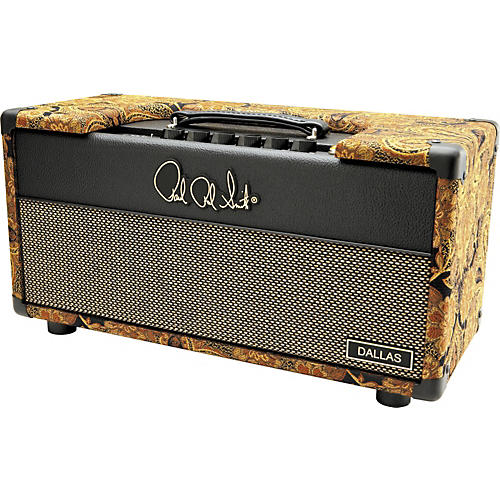 PRS Dallas 50W Tube Guitar Amp Head-thumbnail