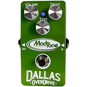 modtone dallas overdrive guitar effects pedal guitar center. Black Bedroom Furniture Sets. Home Design Ideas