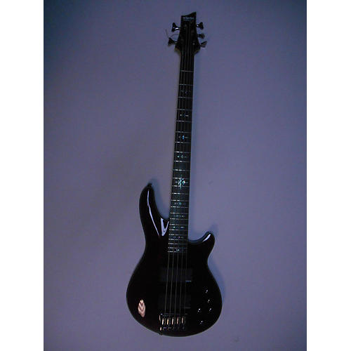 Schecter Guitar Research Damien Elite 5 String Electric Bass Guitar-thumbnail
