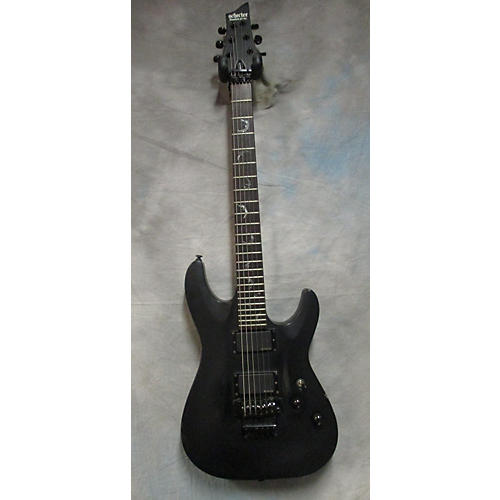Schecter Guitar Research Damien Elite 6 Floyd Rose Solid Body Electric Guitar