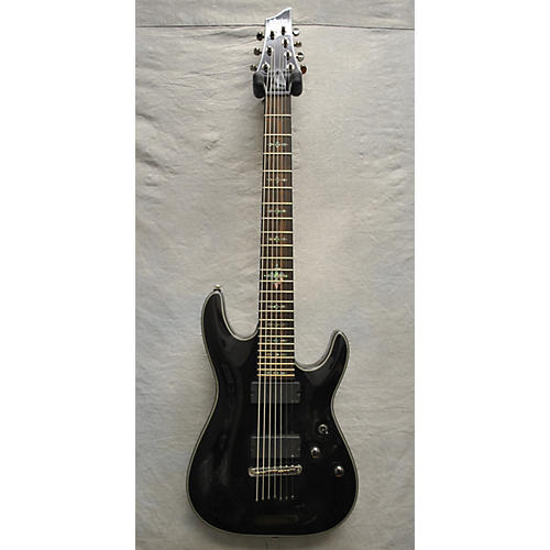 Schecter Guitar Research Damien Elite 7 Solid Body Electric Guitar