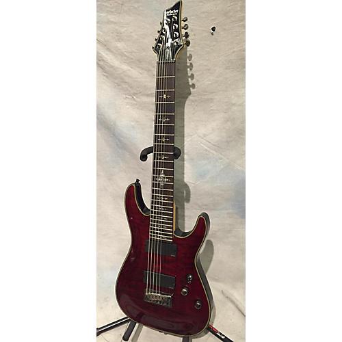 Schecter Guitar Research Damien Elite 8 String