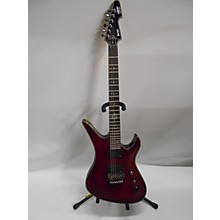 Schecter Guitar Research Damien Elite Avenger Floyd Rose Solid Body Electric Guitar
