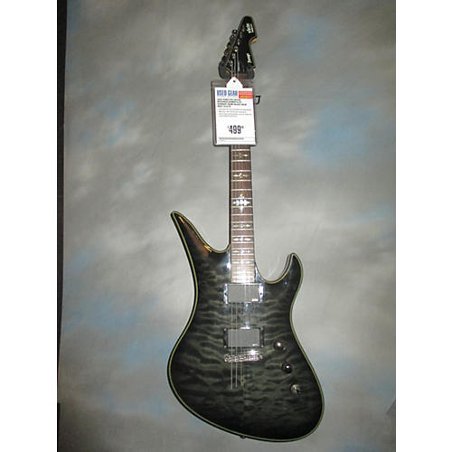 Schecter Guitar Research Damien Elite Avenger Solid Body Electric Guitar-thumbnail