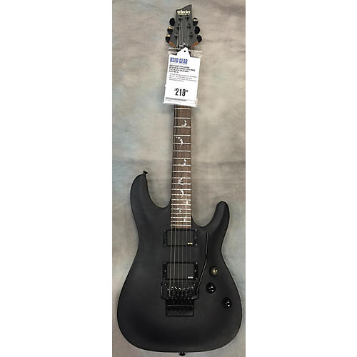 Schecter Guitar Research Damien Floyd Rose Solid Body Electric Guitar-thumbnail