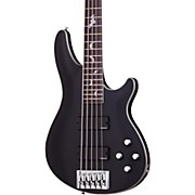 Schecter Guitar Research Damien Platinum 5 Electric Bass Guitar