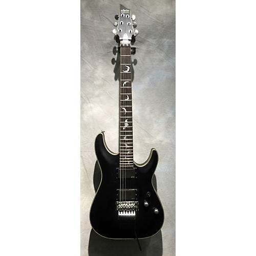 Schecter Guitar Research Damien Platinum 6 Floyd Rose Solid Body Electric Guitar