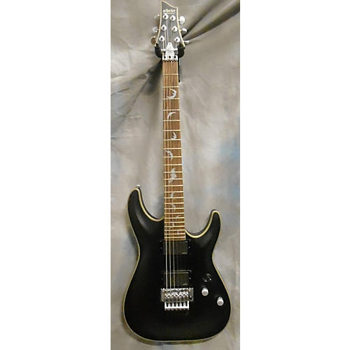 Schecter Guitar Research Damien Platinum 6 Solid Body Electric Guitar-thumbnail