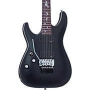 Schecter Guitar Research Damien Platinum 6 with Floyd Rose Left-Handed Electric Guitar