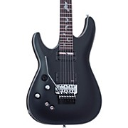 Schecter Guitar Research Damien Platinum 6 with Floyd Rose and Sustainiac Left-Handed Electric Guitar