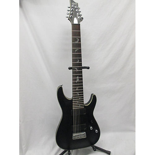 Schecter Guitar Research Damien Platinum 8 Solid Body Electric Guitar