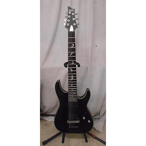 Schecter Guitar Research Damien Platinum Solid Body Electric Guitar-thumbnail