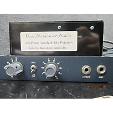 Neve Dan Alexander Custom 1272 Microphone Preamp