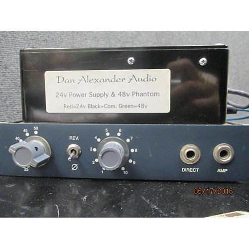 Neve Dan Alexander Custom 1272 Microphone Preamp-thumbnail
