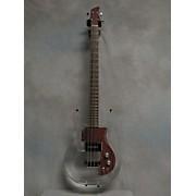 Ampeg Dan Armstrong ADAB1 Lucite Electric Bass Guitar