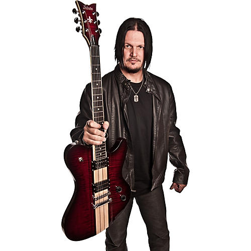 Schecter Guitar Research Dan Donegan Ultra Signature Electric Guitar
