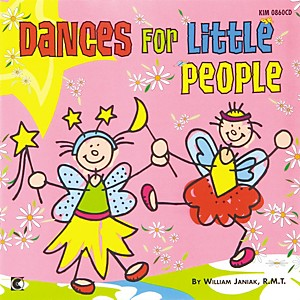 Kimbo Dances for Little People by Kimbo