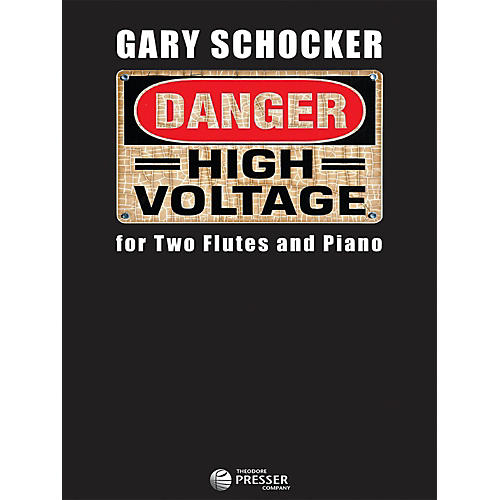 Carl Fischer Danger: High Voltage - Flute Duet with Piano-thumbnail