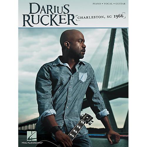 Hal Leonard Darius Rucker - Charleston SC 1966 PVG Songbook-thumbnail