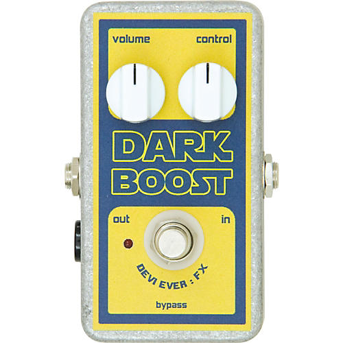 Devi Ever Dark Boost Guitar Effects Pedal