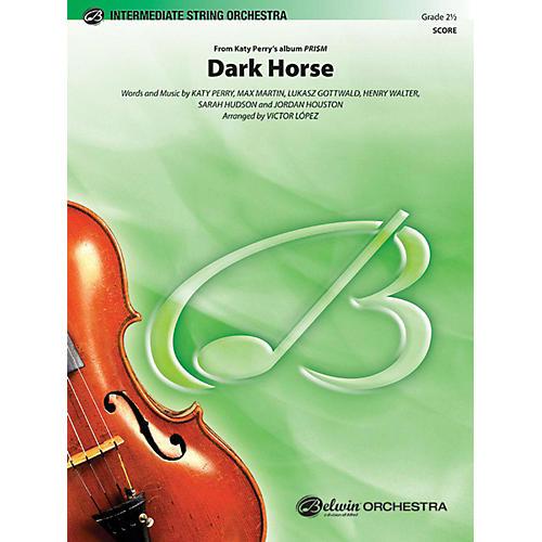 Alfred Dark Horse String Orchestra Grade 2.5-thumbnail