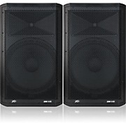 Peavey Dark Matter DM115 Powered Speaker Pair