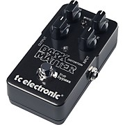 Dark Matter Distortion Guitar Effects Pedal