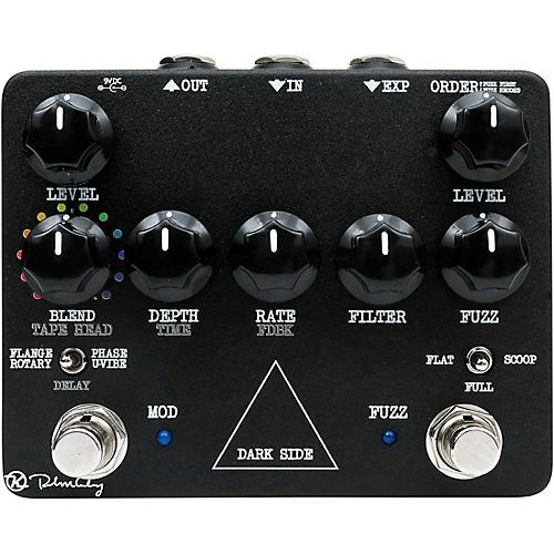 Keeley Dark Side Workstation Analog Multi-Effects Pedal-thumbnail