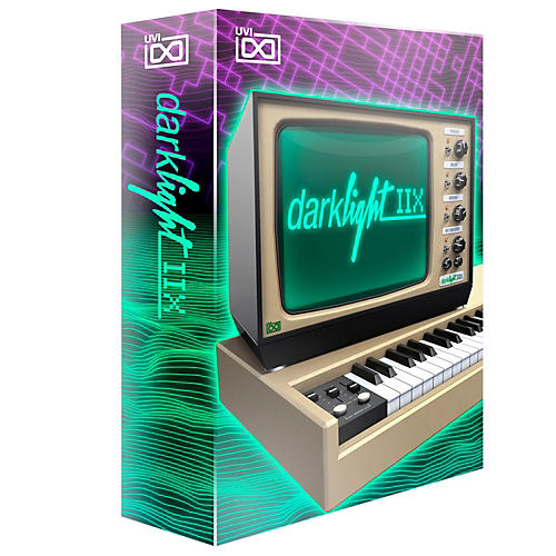UVI Darklight IIx Vintage Dream Machine Software Download