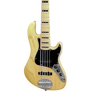 Lakland Darryl Jones Signature Model 5 String Maple Fretboard Electric Bass... by Lakland