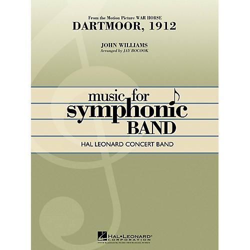 Hal Leonard Dartmoor, 1912 (From War Horse) - Hal Leonard Concert Band Series Level 4-thumbnail