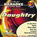 Chartbuster Karaoke Daughtry Karaoke CD+G  Thumbnail