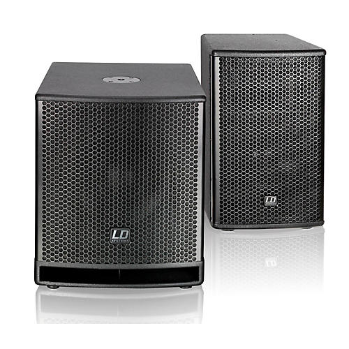 ld systems dave 10 g3 compact 10 active pa system guitar center. Black Bedroom Furniture Sets. Home Design Ideas