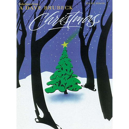 Alfred Dave Brubeck Christmas Piano Solos