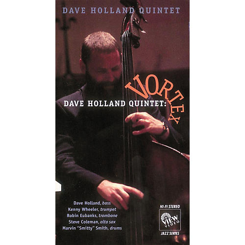 View Video Dave Holland Quintet - Vortex (VHS)-thumbnail