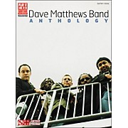 Cherry Lane Dave Matthews Band - Anthology Guitar Tab Songbook