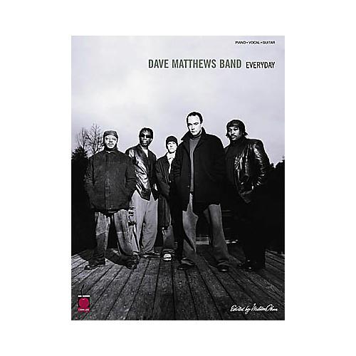 Cherry Lane Dave Matthews Band - Everyday Book