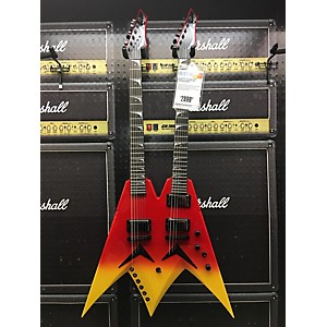 Pre-owned Dean Dave Mustaine Double Neck - Electric Guitar by Dean
