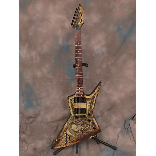 Dean Dave Mustaine In Death We Trust Electric Guitar