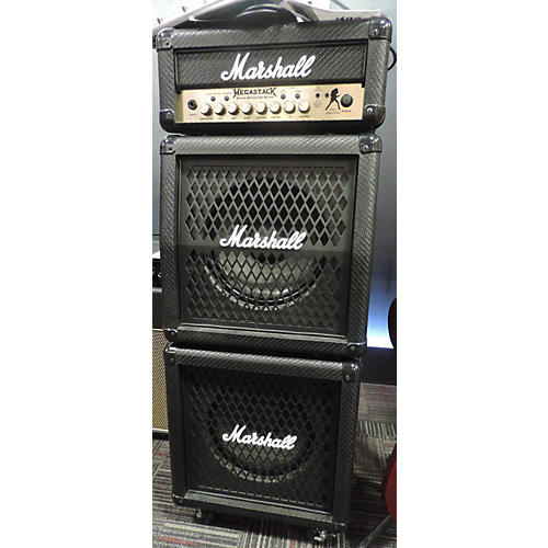 Marshall Dave Mustaine Megastack Guitar Stack